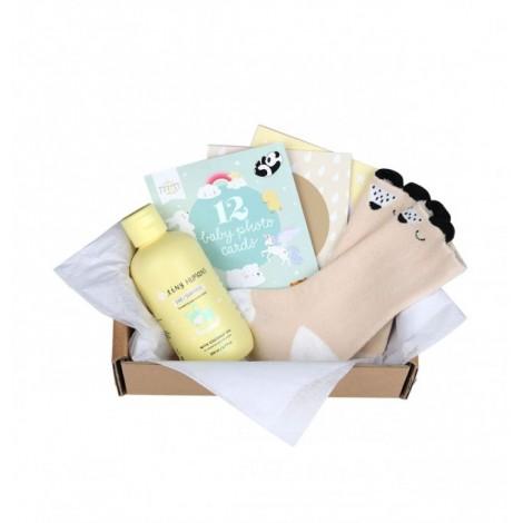 Darilni paket dobrodošel dojenček - S