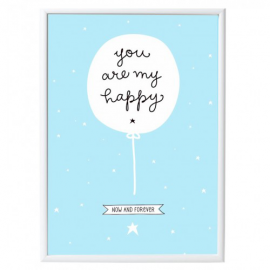 Poster - My Happy