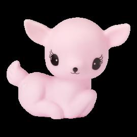 Mini lučka - Srnica, roza