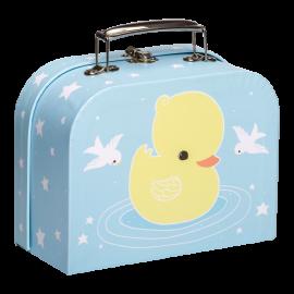 Mini kovček - Račka