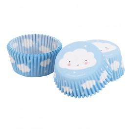 Papirčki za muffine in kolačke - oblaček