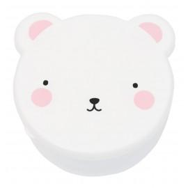 Snack box - Roza medvedek