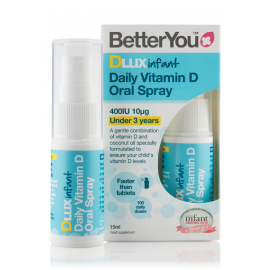 BetterYou DLux Infant - vitamin D