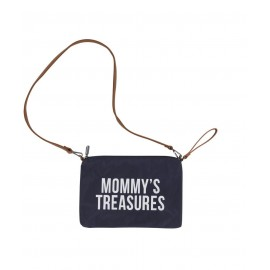 Torbica Mommys Treasures Navy-White