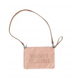 Torbica Mommys Treasures Pink-Copper