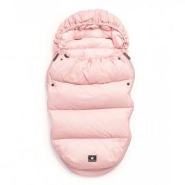 Zimska vreča (perje) - Powder Pink