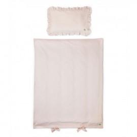 Posteljnina - Powder Pink