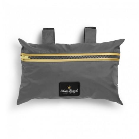 Dežna zaščita za voziček - Golden Gray