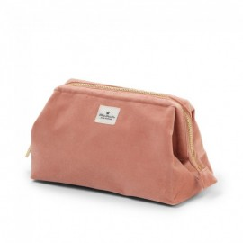 Toaletna torbica Zip&Go - Faded Rose