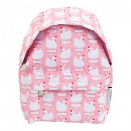 Mini nahrbtnik - Labod, roza