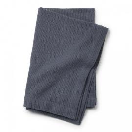 Tanka pletena odejica - Tender Blue