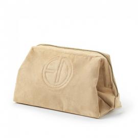 Toaletna torbica Zip&Go - Alcantara