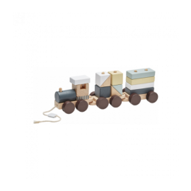 Vlak s kockami, Natural