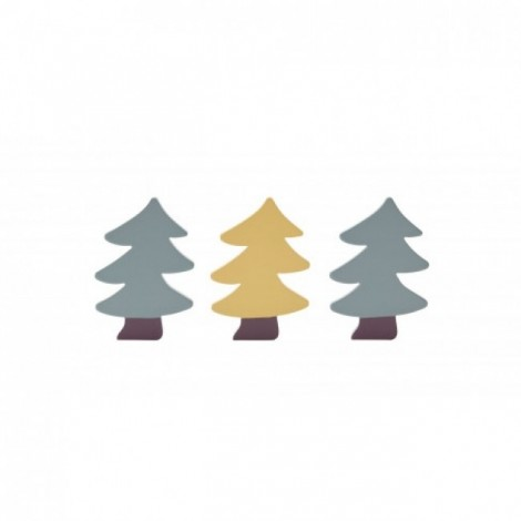 Lesena drevesa