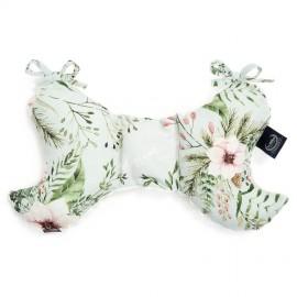 Angelska krila, blazina za glavo - ecru/wild blossom mint