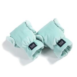 La Millou nepremočljive rokavice za voziček - velvet audrey mint