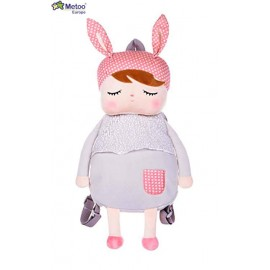 Nahrbtnik lutka zajčica - siva