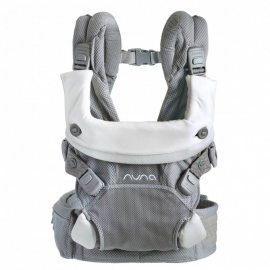 Nuna nosilka Cudl™ Front and Back Carrier - Frost