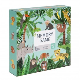 Petit Monkey spomin - Jungle Animals
