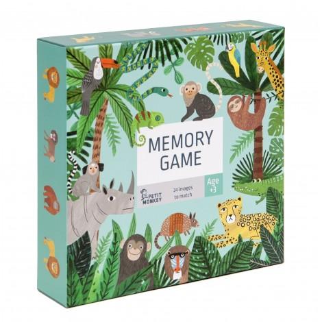 Petit Monkey spomin - Jungle Animals