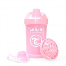 Twistshake® Crawler Cup Pastel Pink 300ml (8+m)