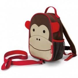 Mini otroški nahrbtnik – opica