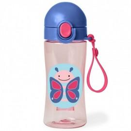 Športna Zoo Lock steklenička - metuljček