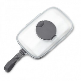 Grab & Go - torbica za vlažilne robčke - Grey