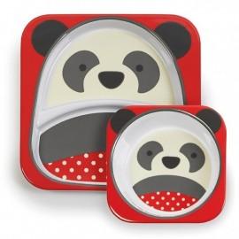 Jedilni set - panda