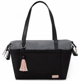 Previjalna torba Nolita Neo - Grey/Black