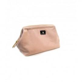Toaletna torbica Zip&Go - Powder Pink