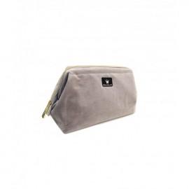 Toaletna torbica Zip&Go - Marble Grey
