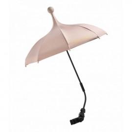 Univerzalni dežnik za voziček - Powder Pink