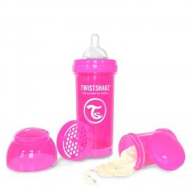 Twistshake® Anti-Colic Neon Pink