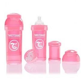 Twistshake® Anti-Colic Peach