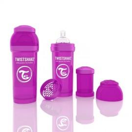 Twistshake® Anti-Colic Neon Purple