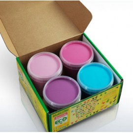 Prstne barve (4) - roza