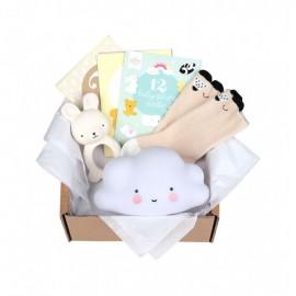 Darilni paket dobrodošel dojenček - L