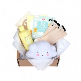 Darilni paket dobrodošel dojenček - M