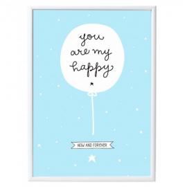 Poster - My Happy