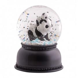 Snežna krogla - panda