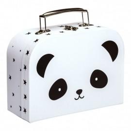 Mini kovček - Panda