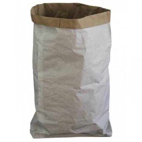 Papirnata vreča za igrače - bela