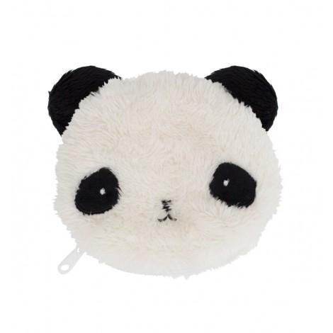 Žepna denarnica - Puhasta Panda