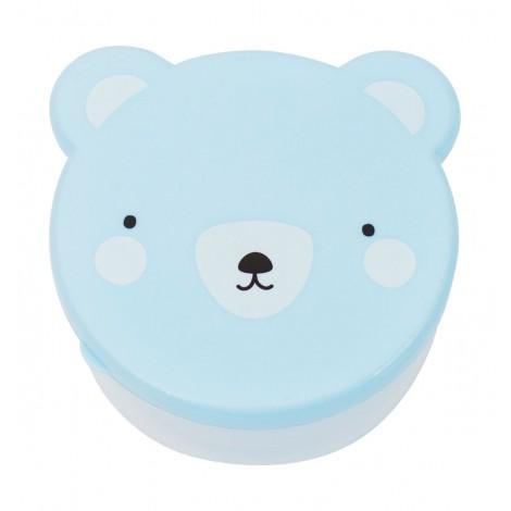 Snack box - Modri medvedek