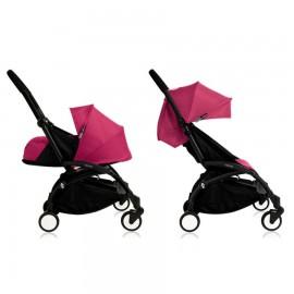 Babyzen YOYO otroški voziček 0+ - Pink (več možnosti)