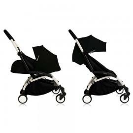 Babyzen YOYO otroški voziček 0+ - Black (več možnosti)
