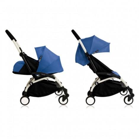 Babyzen YOYO otroški voziček 0+ - Blue (več možnosti)