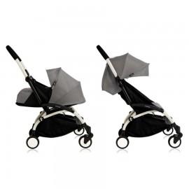 Babyzen YOYO otroški voziček 0+ - Grey (več možnosti)