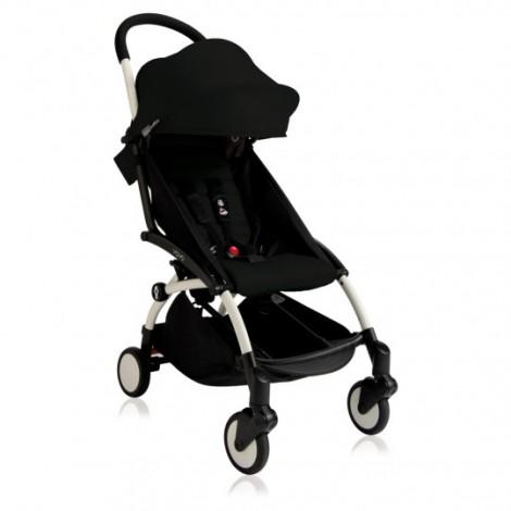 Babyzen YOYO otroški voziček - Black (več možnosti)